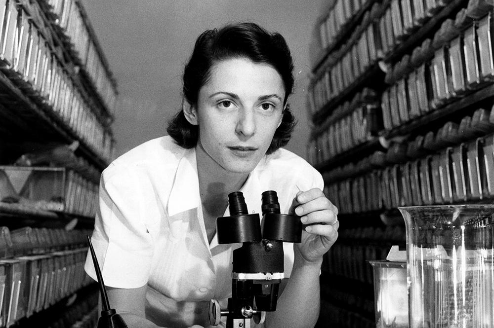 Liane Russell, scientist who put spotlight on danger of X-rays for embryos, dies at 95
