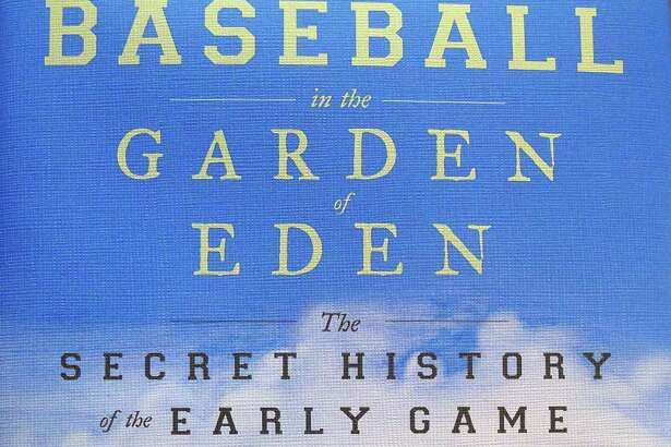 """""""Baseball in the Garden of Eden The Secret History of the Early Game"""" by John Thorn, Major League Baseball's historian and author in Catskill,NY May18, 2011.( Michael P. Farrell/Times Union )"""