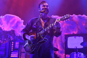 Shakey Graves performs at White Oak Music Hall Friday Aug. 23,2019.(Dave Rossman Photo)