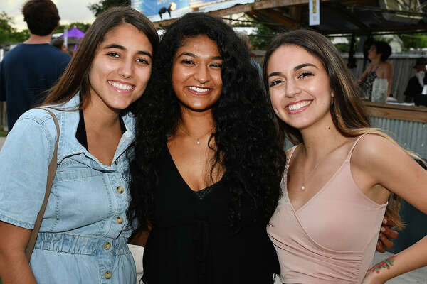 Fans at the Shakey Graves/Dr. Dog show at White Oak Music Hall Friday Aug. 23,2019.(Dave Rossman Photo)