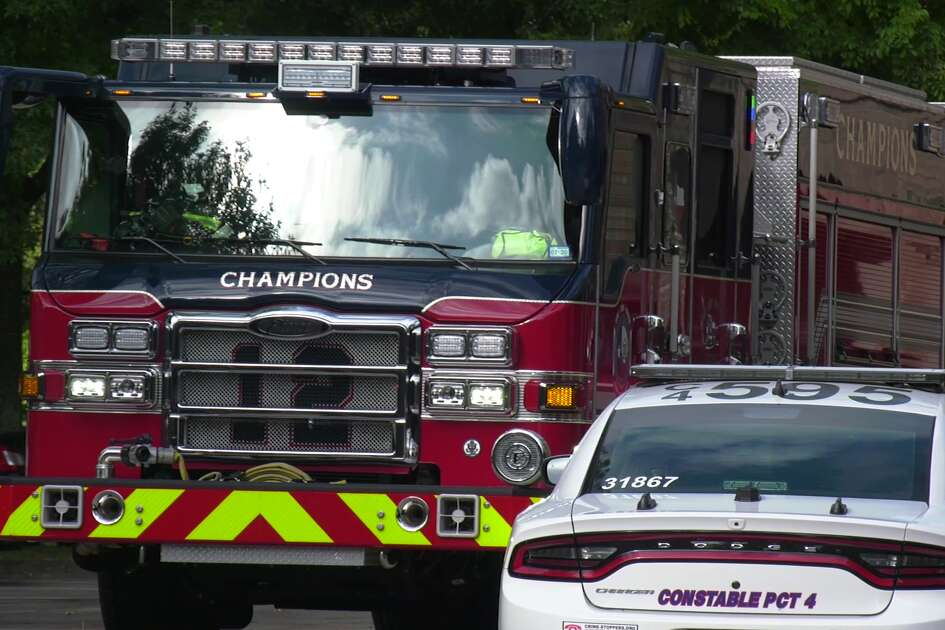 Cypress Creek firefighters responded Saturday morning to a carbon monoxide leak at an apartment complex in northwest Harris County.