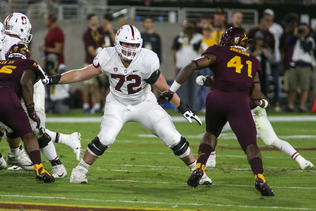 Walker Little, Stanford, junior OT  Episcopal HS  Consider he was the first true freshman to start at left tackle for Stanford since Kirk Chambers in 2000. He's on every preseason watch list, including the Outland Trophy, presented to the best college football interior lineman in the country, and his NFL Draft stock will only improve after this year.