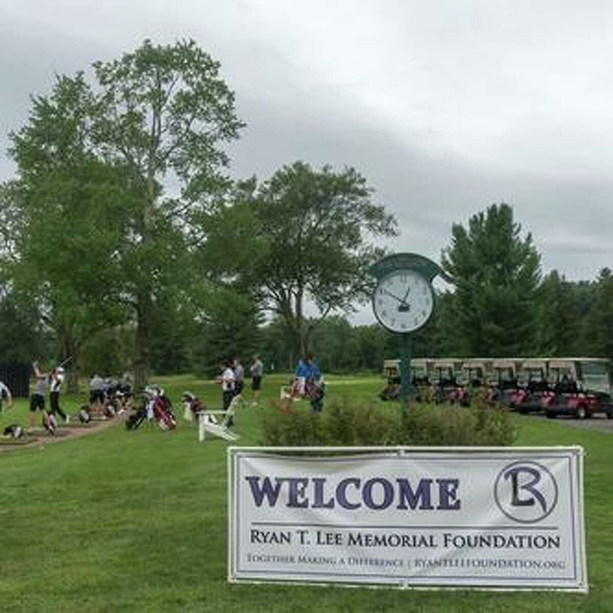 The Ryan Lee Collegiate tournament will be held Sept. 7-8, 2019 at Hop Meadow Country Club in Simsbury.