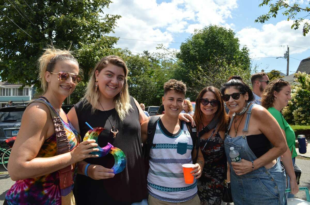 Black Rock Porch Fest The fourth annual Black Rock Porchfest took place on August 24, 2019. The event features local musicians playing live on porches throughout Bridgeport's Black Rock section. Were you seen? Click here for more photos