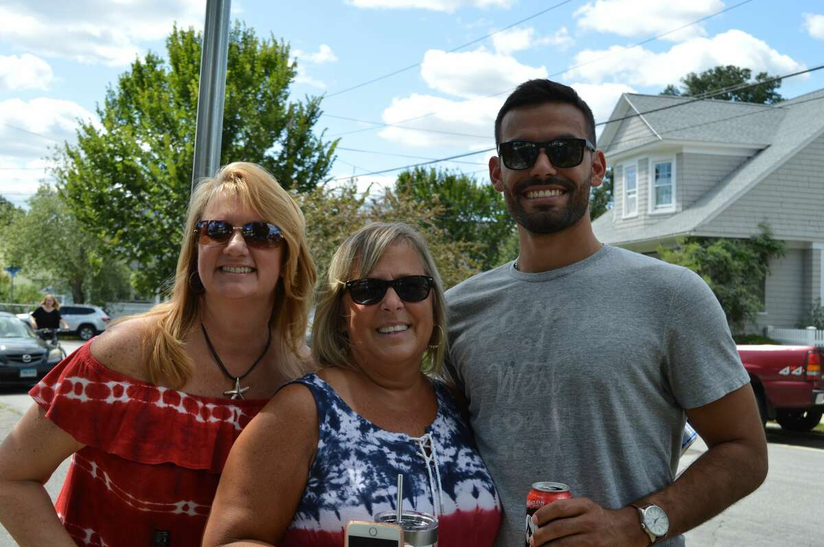 The fourth annual Black Rock Porchfest took place on August 24, 2019. The event features local musicians playing live on porches throughout Bridgeport's Black Rock section. Were you seen?