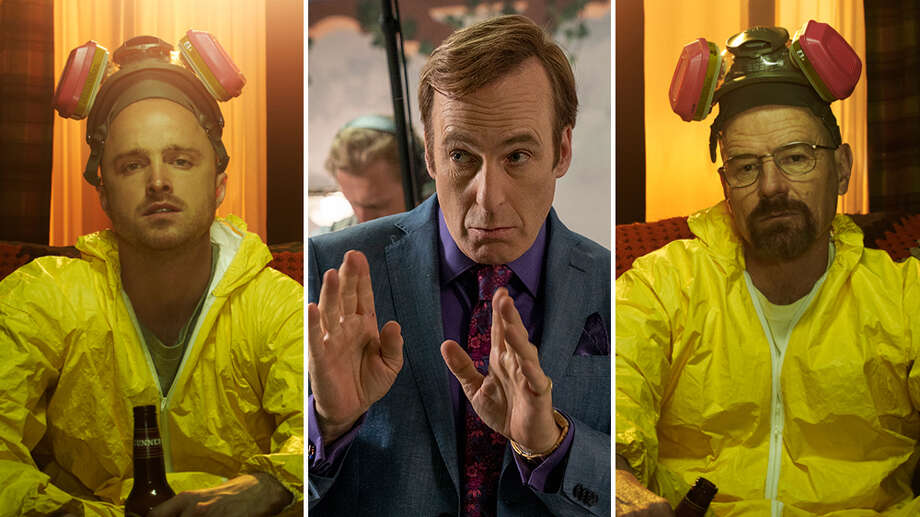 "Aaron Paul returns as Jesse Pinkman for ""El Camino."" Photo: AMC"