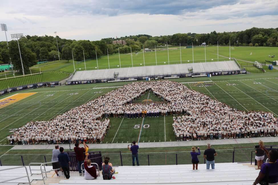 Were you Seen at UAlbany's move-in day and Opening Convocation ceremony for new students on Thursday, Aug. 22 and Friday, Aug. 23, 2019?