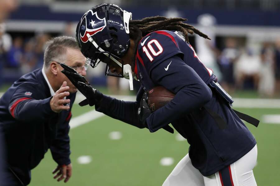 Texans have $35 567 million in cap space after Jadeveon
