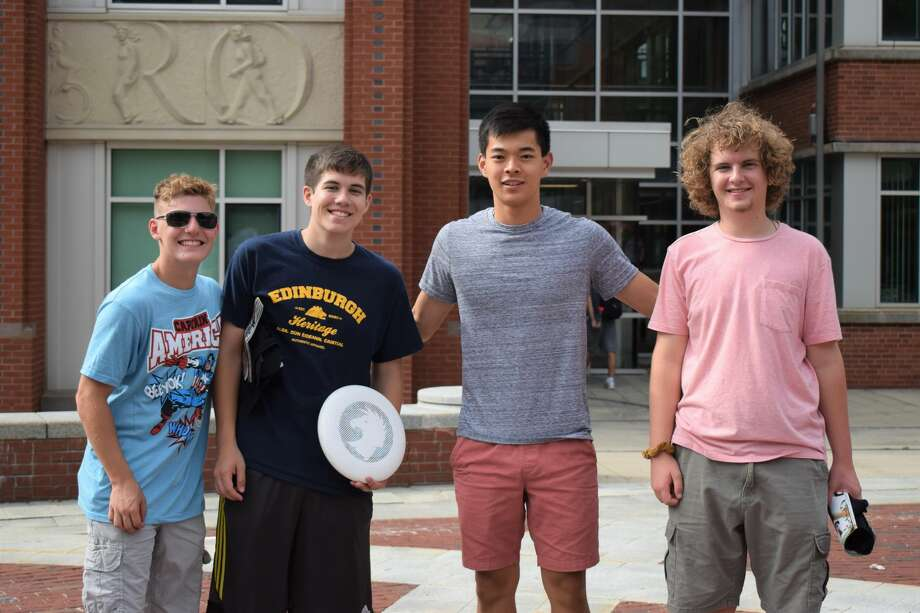Move-in days at UConn, Storrs took place August 23-25, 2019.  Students returned to campus for the 2019-20 school year with dorm essentials on-hand.  Were you SEEN moving in? Photo: Karen Culp Coffey