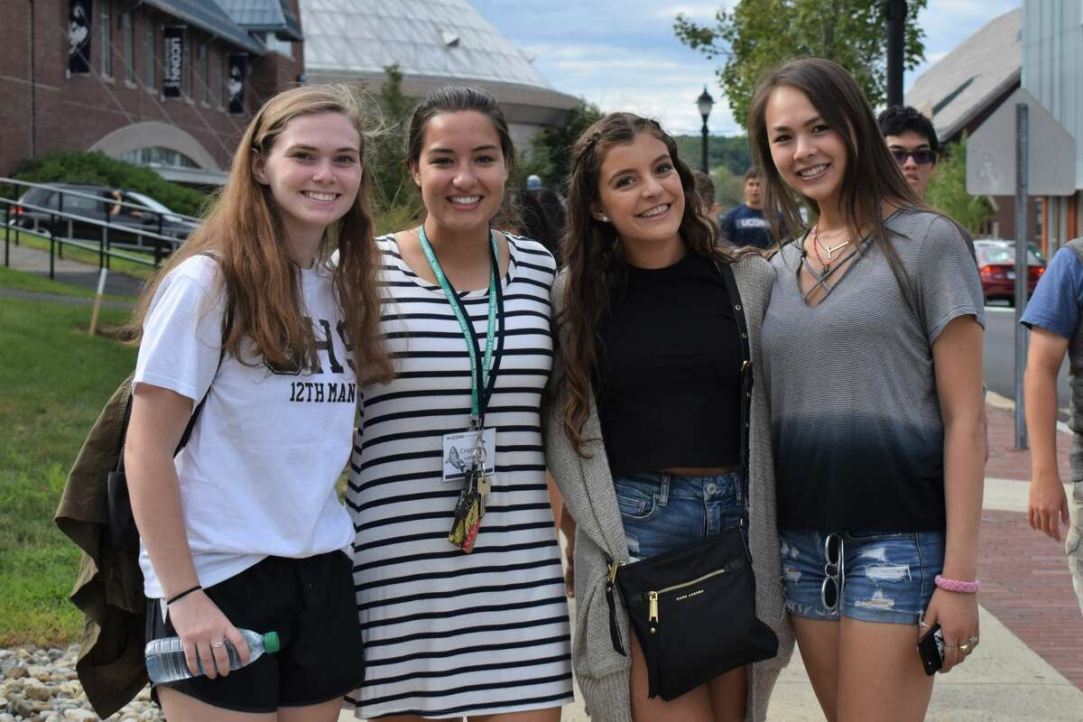 Move-in days at UConn, Storrs took place August 23-25, 2019.  Students returned to campus for the 2019-20 school year with dorm essentials on-hand.  Were you SEEN moving in?