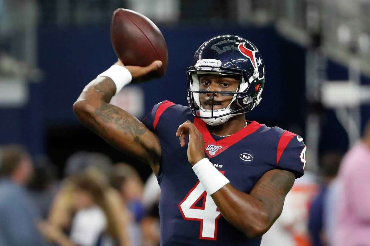 Deshaun Watson is so good he makes the Texans capable of beating any team.