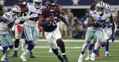 save off 0e725 0ecbc Texans-Cowboys rewind: 5 up, 5 down - HoustonChronicle.com