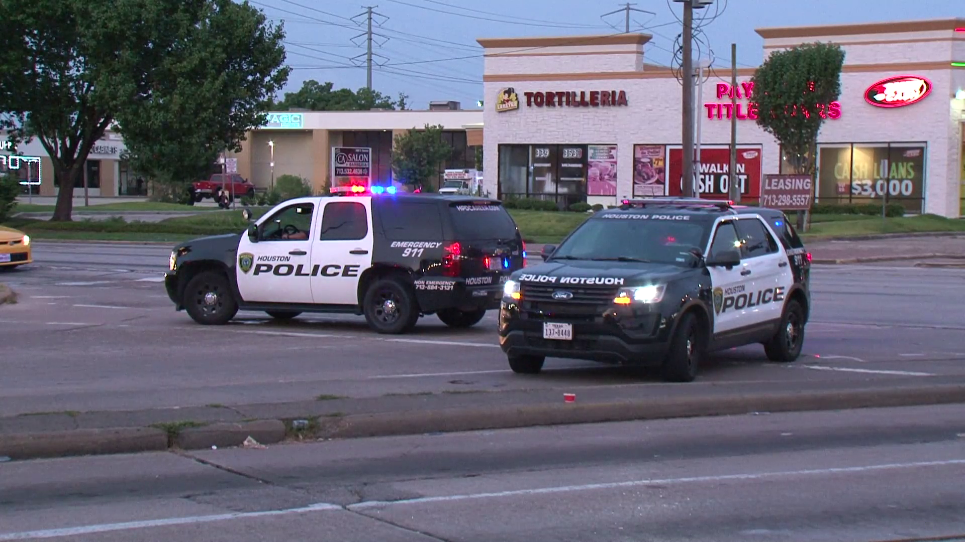 Man shot to death outside a SW Houston after-hours club