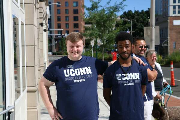Move-in days at UConn, Stamford took place August 24-25, 2019. Students returned to campus for the 2019-20 school year with dorm essentials on-hand. Were you SEEN moving in?