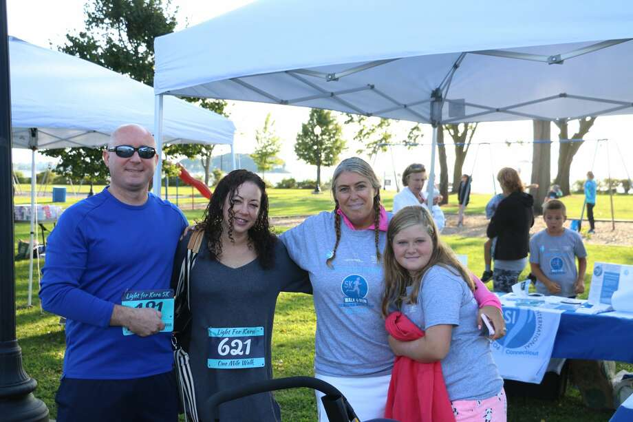 The Light for Kara 5K for Maternal Mental Health took place in Norwalk  on August 25, 2019. The event raises awareness for Maternal Mental  Health and to benefit the Connecticut Chapter of Postpartum Support  International and Malta House. Were you SEEN? Photo: Mike MacLauchlan