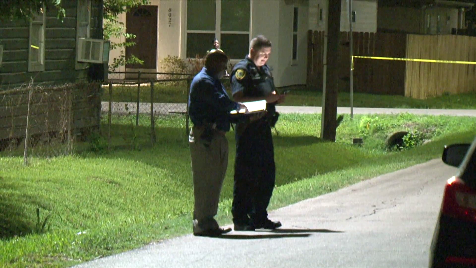 One killed, another injured in suspected love triangle shooting