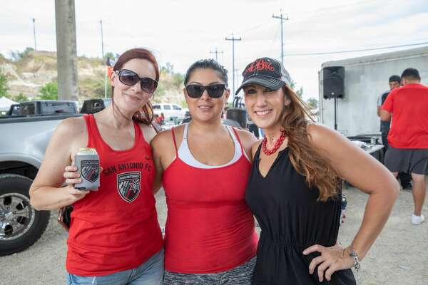 S.A. soccer fans watch the SAFC take on New Mexico United on Saturday, August, 24, 2019.
