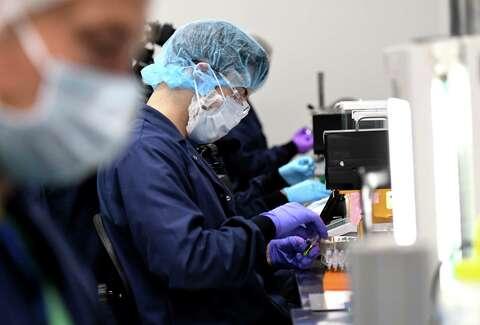 A look inside Curaleaf's medical marijuana operation in