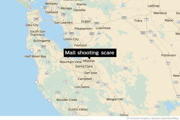 Milpitas mall shooting scare, 1 of 3 statewide, frightens