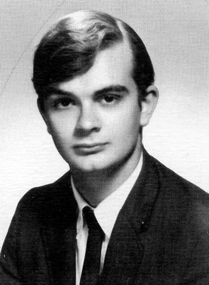 Mark Drought participated in the Vaudeville Chorus senior year, according to the GHS 1969 yearbook. Photo: Contributed Photo / Contributed Photo / Greenwich Time Contributed