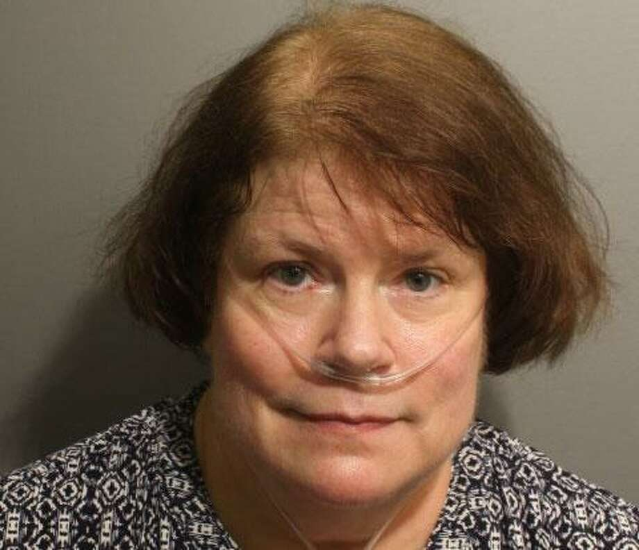 Mary L. McArdle, 64, of Wilton, was arrested for driving while under the influence on Aug. 19, 2019. Photo: Wilton Police /Contributed Photo / Wilton Bulletin Contributed