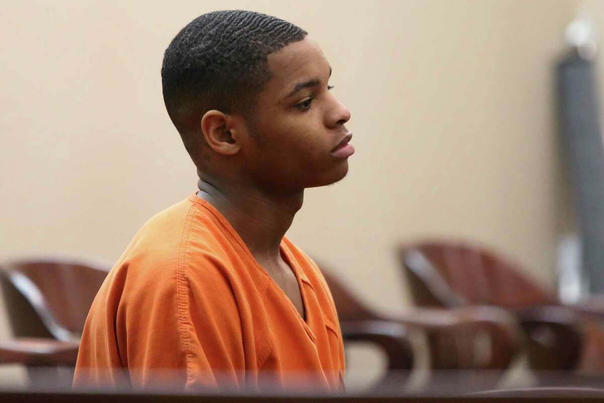 Anton Harris, shown in this Aug. 26 photo, is accused of raping five women. A judge has set a trial date of Jan. 21.