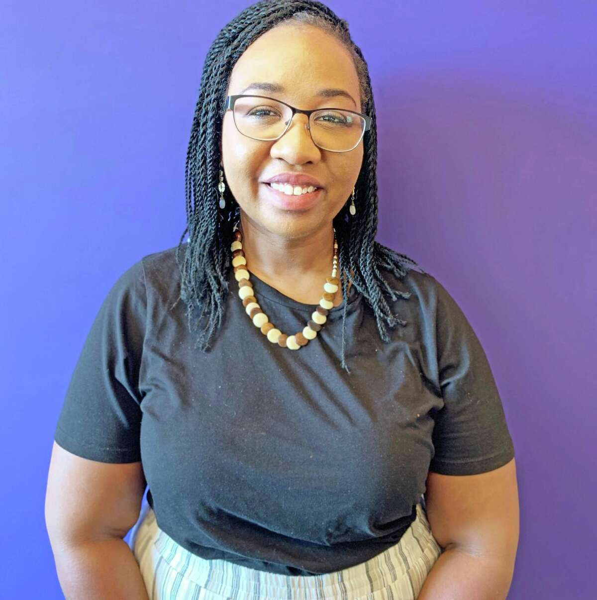 The Community Health Center has appointed Denetra McBride the new program director of New Horizons in Middletown.