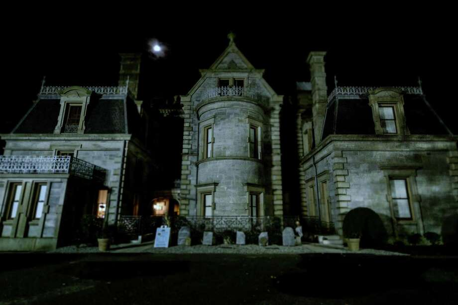 """Norwalk's Lockwood-Mathews Mansion Museum will host its Halloween tour,""""Haunted: Victorian Ghost Stories at the Mansion,"""" Oct. 18-20 and Oct. 25-27. Photo: Gus Apazidis / Contributed Photo"""