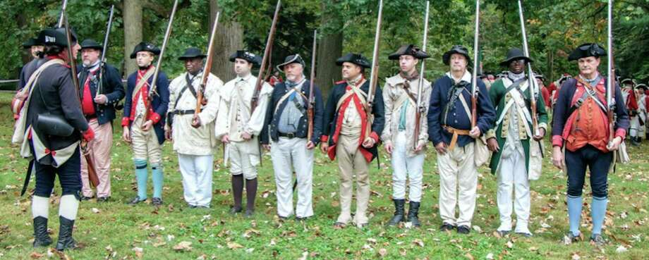 The Litchfield Green will be the site of a day honoring Litchfield's Revolutionary War Patriots and their contribution to the 18th Century burgeoning new nation. All will be part of the town-wide celebration of Litchfield's 300th Anniversary, Sept. 7, 10 a.m.-5 p.m. Photo: Contributed Photo