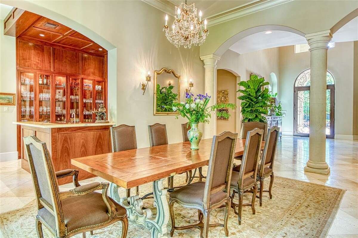 Memorial: 3 Liberty Bell Circle Sold date: Aug. 12, 2019 Sold price range: $4.4 to $5.08 million