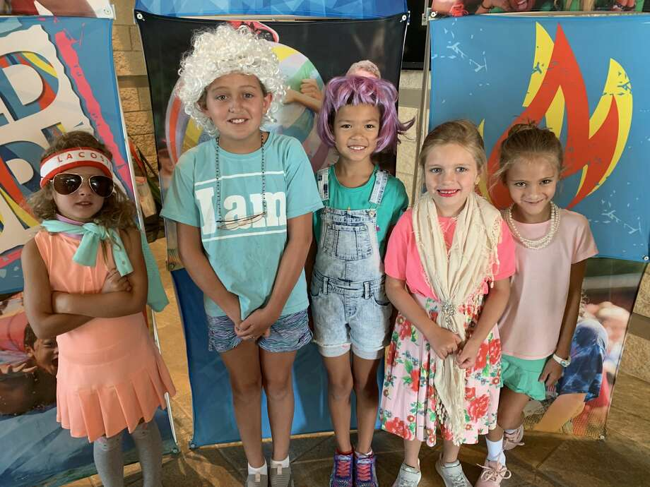 TBarM: Georgia Harris, from left, Sadie Meek, Lily Greathouse, Kate Conner and Blakely Graybill Photo: Courtesy Photo