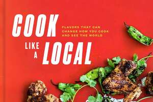 "Cover: ""Cook Like a Local,"" from James Beard Award-winning Houston chef Chris Shepherd and co-author Kaitlyn Goalen."