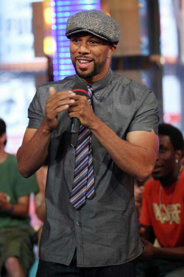 Rapper/actor Common Photo: Scott Gries, Staff / Getty Images / 2007 Getty Images
