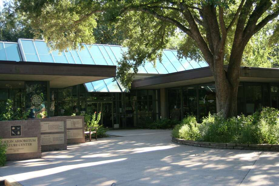 The Houston Arboretum & Nature Center building is currently being renovated. Up until recently, it was the only building on the Arboretum campus. Administration recently moved out of the building and into a new separate office space. Photo: Houston Arboretum & Nature Center