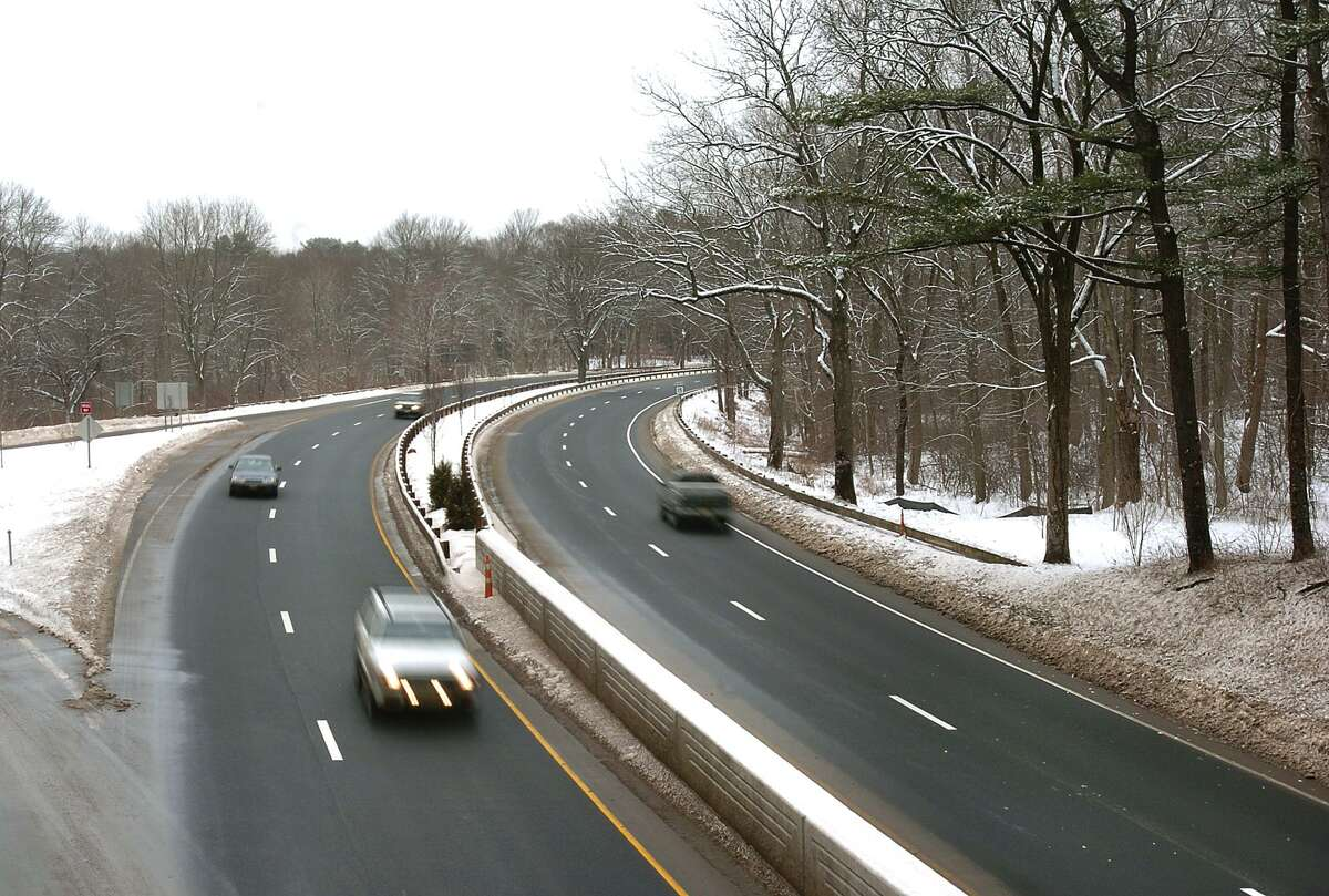 A Libertarian think tank said Connecticut spends more per mile on its highways than the average state and ranked it 44th in the nation for