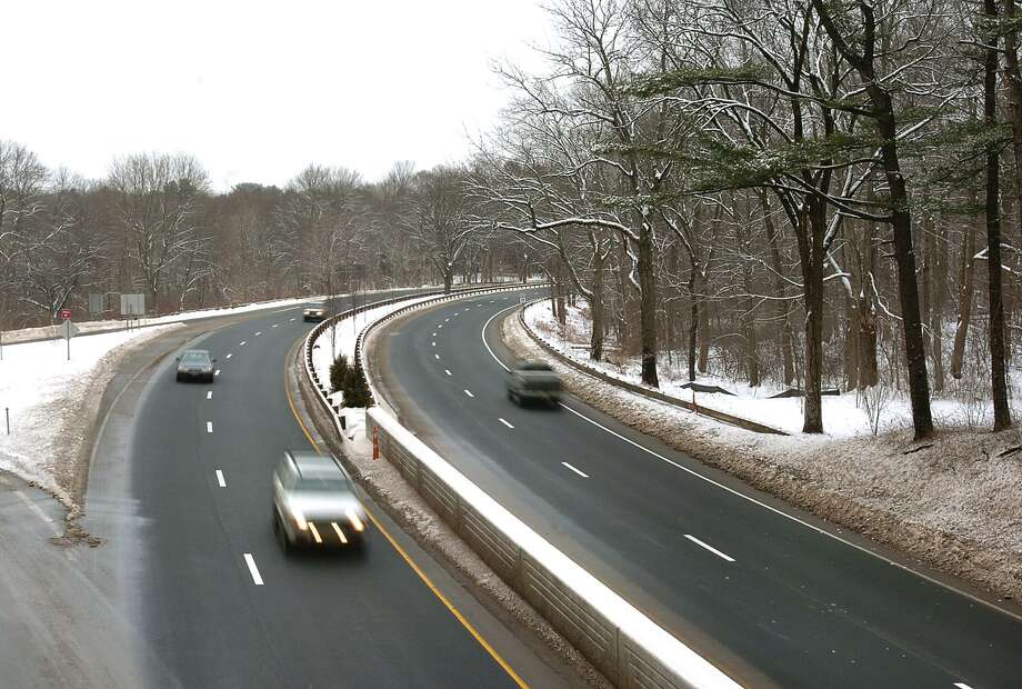 "A Libertarian think tank said Connecticut spends more per mile on its highways than the average state and ranked it 44th in the nation for ""overall cost-effectiveness and condition"" of its highway system. Department of Transportation officials say the report is ""flawed."" Photo: Bob Luckey Jr. / GT"