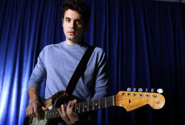 In this Nov. 14, 2009, photo, musician John Mayer poses for a portrait in New York. (Carlo Allegri / Associated Press) Photo: Carlo Allegri / R-Allegri