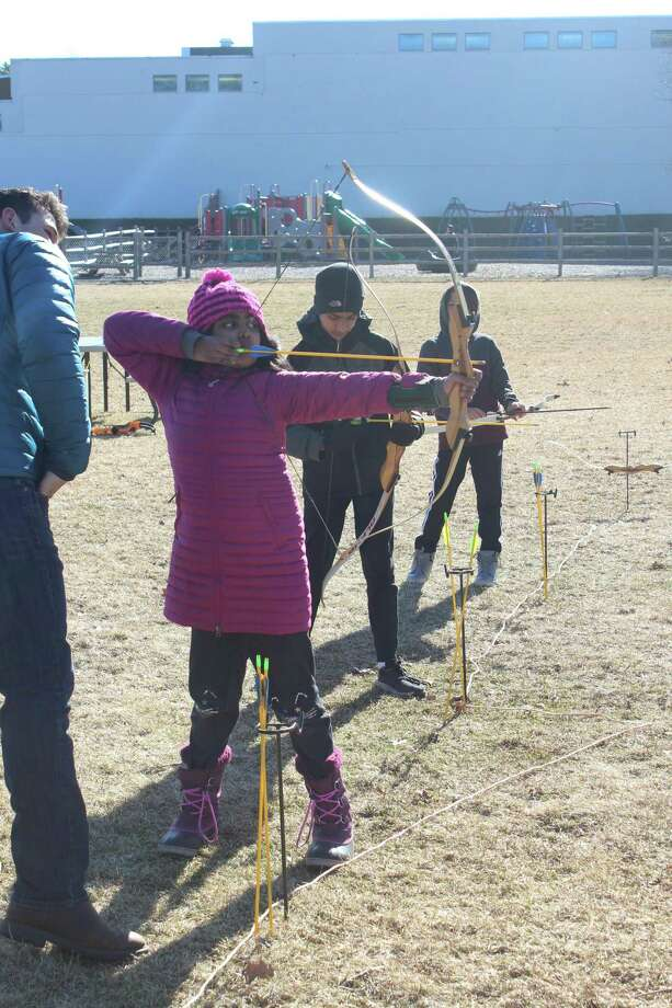 Archery is among the sports being offered by the New Canaan YMCA as an alternative to more mainstream activities. Photo: Contributed Photo / New Canaan YMCA / New Canaan Advertiser Contributed