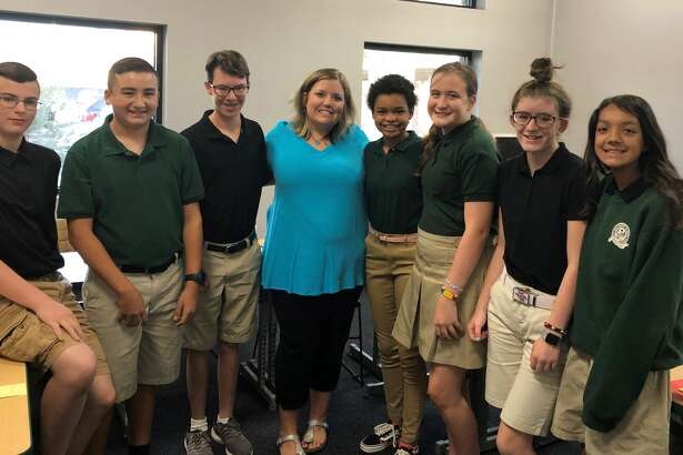 Hillcrest students returned to school for the 2019-2020 school year.