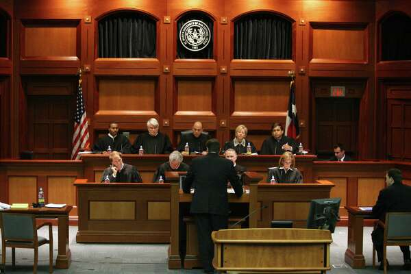 Texas Media Trying To Vilify Texas Supreme Court