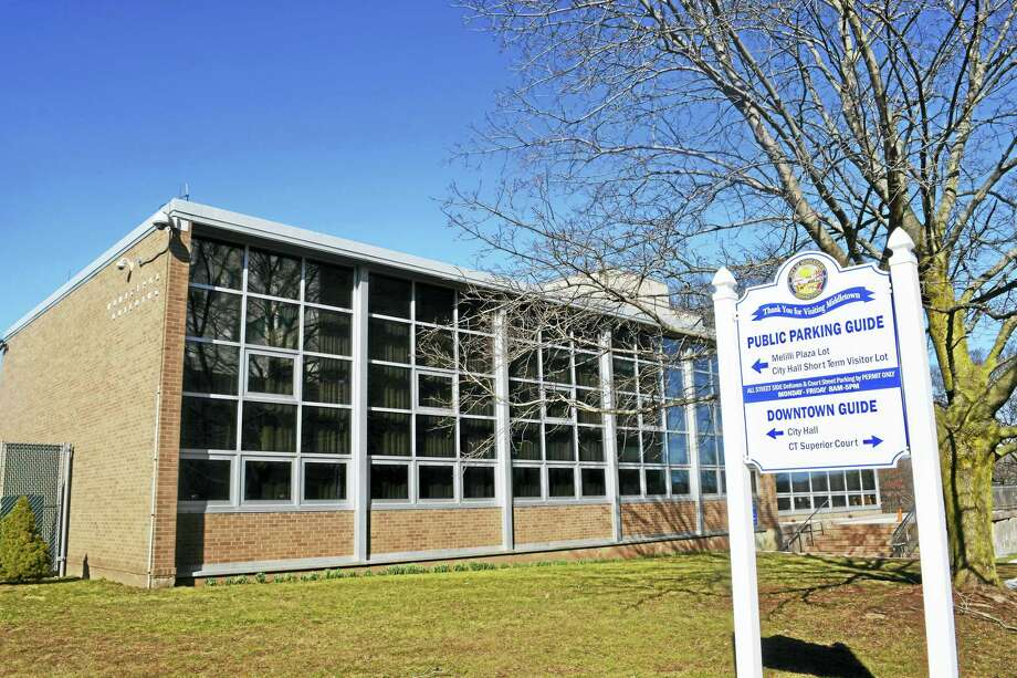 Middletown City Hall Photo: / Hearst File Photo