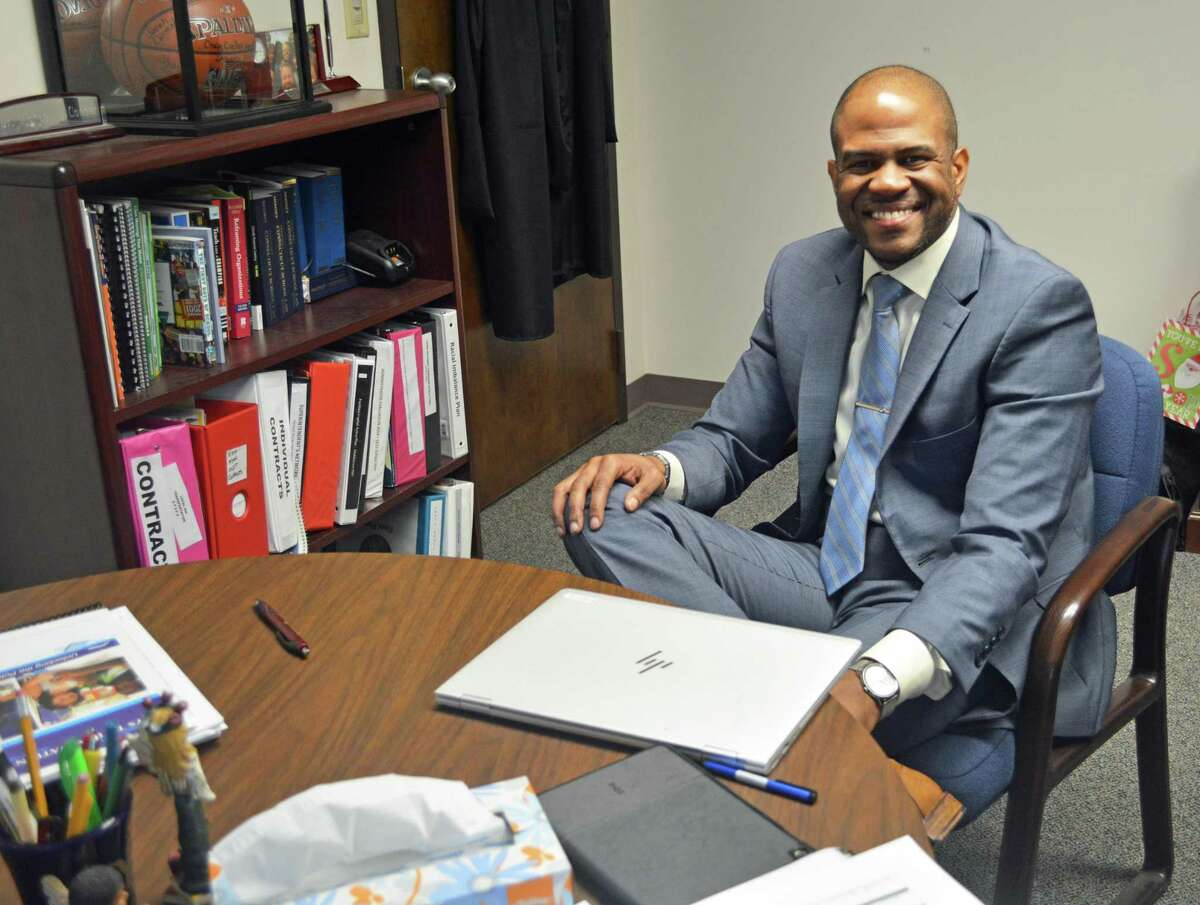 With Middletown Public Schools' SAT and Smarter Balanced Assessment test scores on the upswing, Superintendent of Schools Michael Conner has a plan to continue that trajectory.