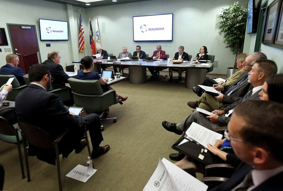Port of Beaumont Commissioners voted Monday to change the organization's lease policy for loading and unloading that would encourage more competition.  Photo taken Monday, 8/26/19 Photo: Guiseppe Barranco/The Enterprise, Photo Editor / Guiseppe Barranco ©