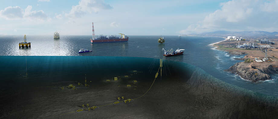 Houston and Paris-based oilfield service company TechnipFMC has landed an engineering, procurement and construction contract for an offshore natural gas project off the coast of Vietnam.  Photo: TechnipFMC