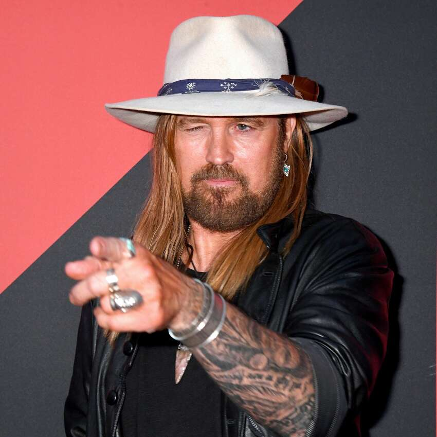 Billy Ray Cyrus attends the 2019 MTV Video Music Awards at Prudential Center on August 26, 2019 in Newark, New Jersey. (Photo by Jeff Kravitz/FilmMagic)