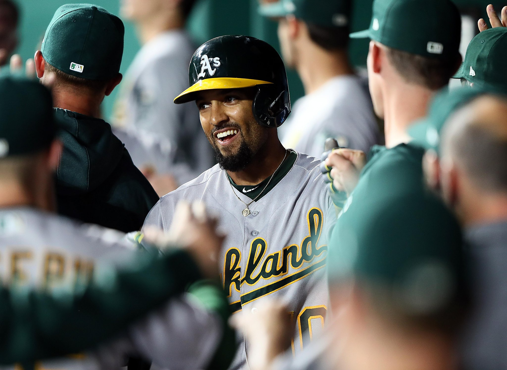 A's Marcus Semien, Liam Hendriks named to new All-MLB second team