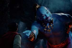 "Will Smith as Genie helped make Disney's live-action ""Aladdin"" a hit."