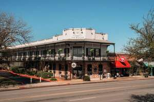 The William in downtown Boerne