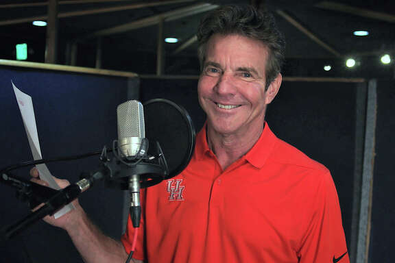 Dennis Quaid stars in the University of Houston's new national commercial