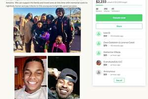 A GoFundMe was made for Ky-Mani Pollack, 19, one of the victims from Monday's fatal car crash in the South End. The proceeds from the fund will be to help Pollack's family and loved ones with memorial costs, according to the site.